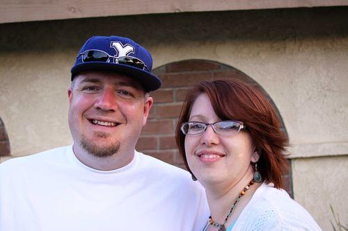 Scott & Tara